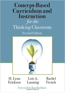 Concept-Based Curriculum and Instruction 2nd Ed