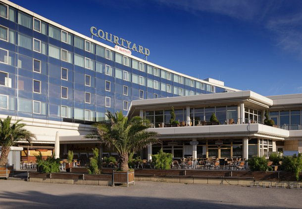 marriott courtyard hannover